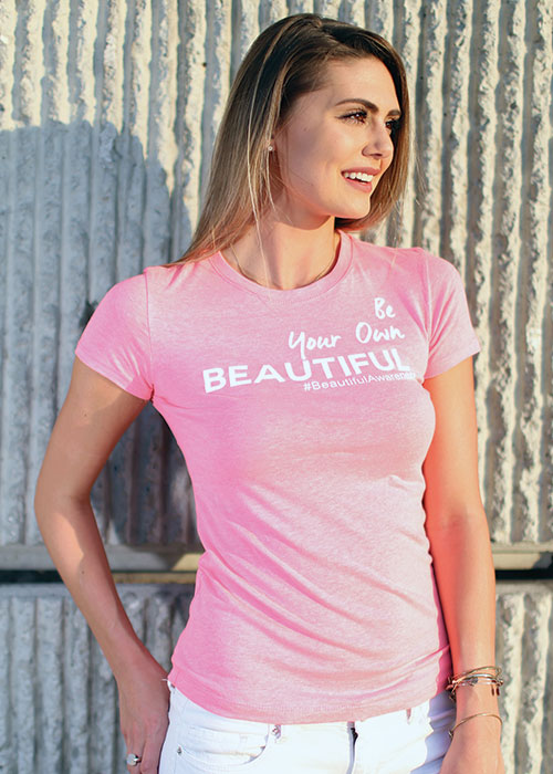 Be Your Own Beautiful - Youth Tee